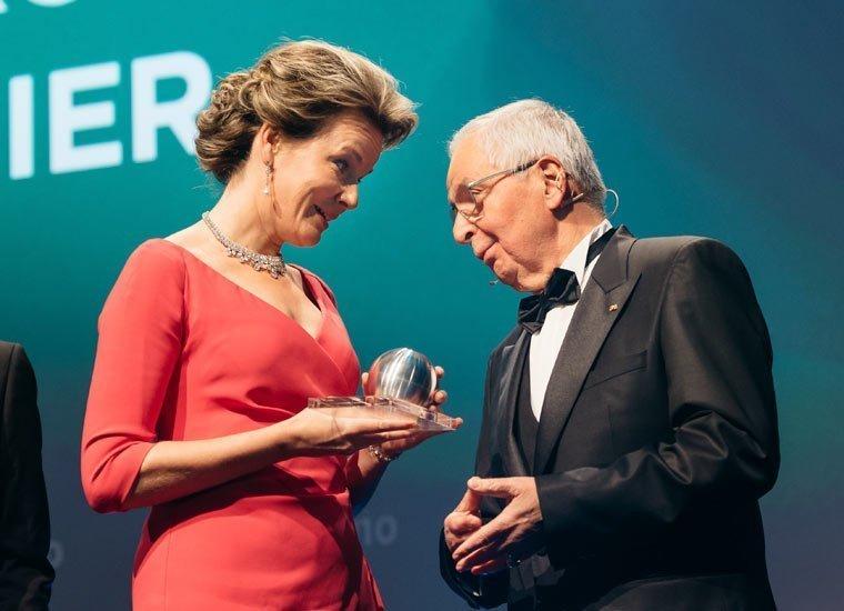 Deutscher Nachhaltigkeitspreis für Königin der Belgier
