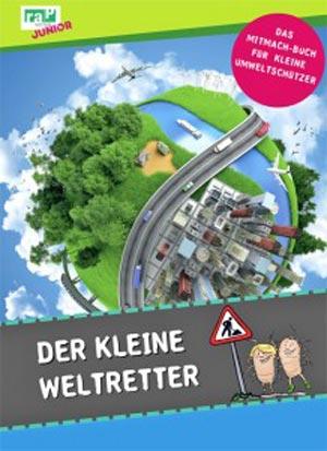 Im ersten Teil des zeitgemäß illustrierten Buchs werden grundlegende Informationen zu den aktuellen Umweltproblemen gegeben.