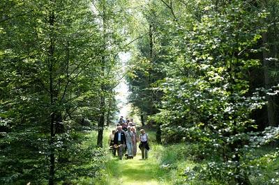 Eine Führung durch den Friedwald ist immer möglich ©FriedWald Wolfram Scheible
