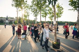 Aktionstag für ein grünes München