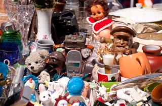 Tauschen statt wegwerfen am Warentausch-Tag in Mainz