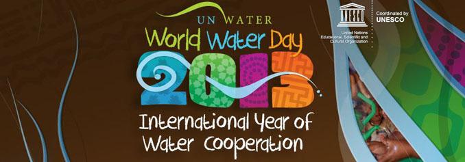 Weltwasserjahr