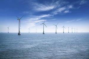 Windpark Offshore Nordsee Deutschland