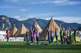 Spannendes Alpen-Wochenende für Outdoor-Fans