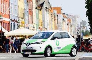 Car-Sharing-Projekt mit Elektroautos gestartet