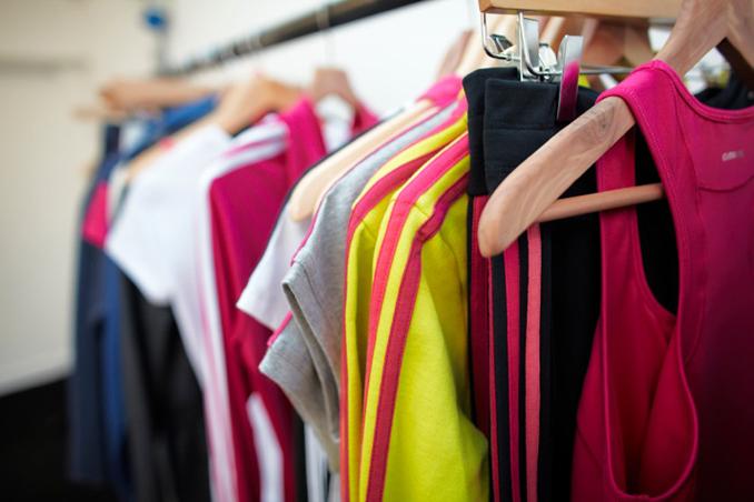 Kleidung aus Plastikmüll Adidas