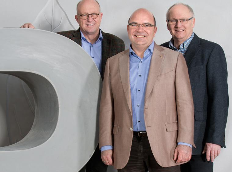Die Geschäftsleitung der Firma Rinn hat sich vor vier Jahren zur Nachhaltigkeit verpflichtet