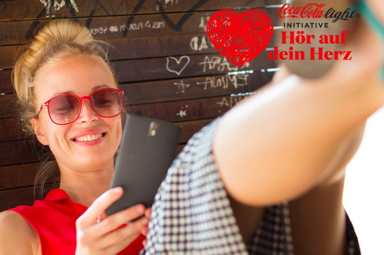 Die Coca Cola-Kampagne ?Hör auf dein Herz? setzt sich für einen aktiven und gesunden Lebensstil zur Prävention von Herz-Kreislauf-Erkrankungen ein und wird durch prominente Kardiologen wie Prof. Dr. Vera Regitz-Zagrosek als Partnerin unterstützt.