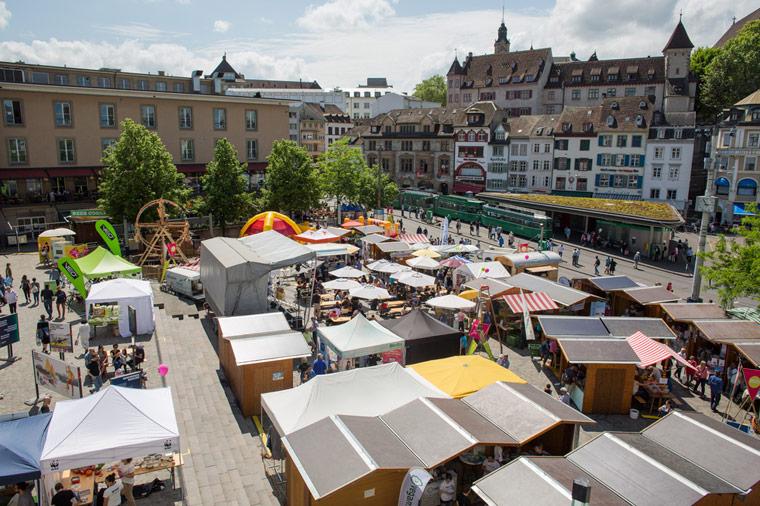 eco festival 2017 - Festival für Nachhaltigkeit in Basel