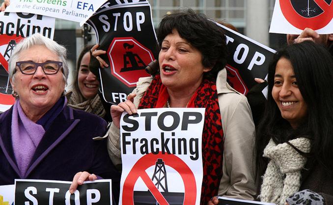 Fracking in Deutschland