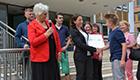 Schulgarten Hagenbeck Schule Berlin erhält Eco Preis