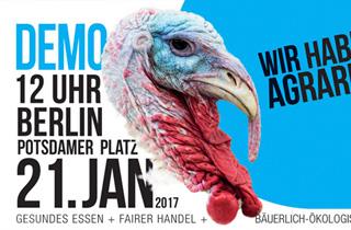 Tierleid, Gentechnik und TTIP verhindern!