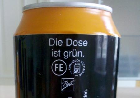 Deutsche Umwelthilfe klagt gegen irreführende Werbung für Dosen