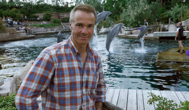 Viele Forschungs-Erkenntnisse über Delfine stammen aus Aquarien wie dem Nürnberger Delfinarium