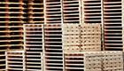 Holzpackmittel für eine hygienische Lagerung
