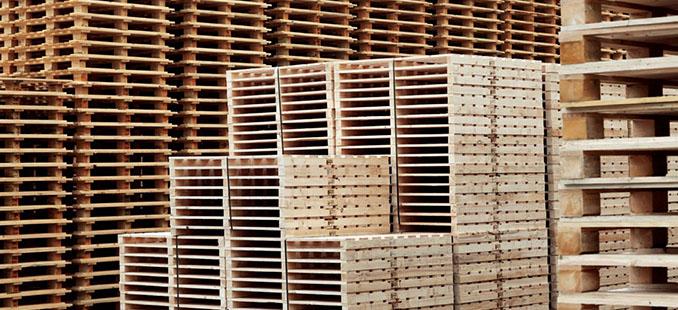 Holzpackmittel sind eine natürliche und hygienische Alternative © HPE