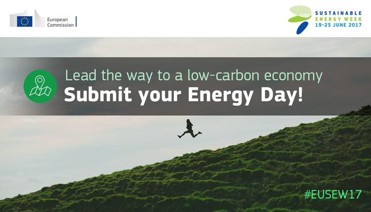 EU Woche für nachhaltige Energie