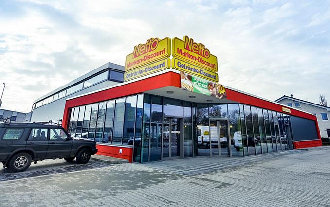 Nachhaltiger Netto Discount in Hannover
