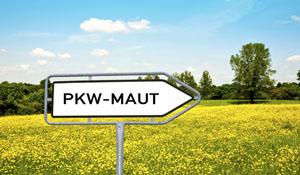 Nach dem VCD sei das Pkw-Maut-Konzept von Dobrindt unökologisch © vschlichting/ iStock/ Thinkstock