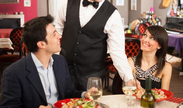Deutsche Restaurants gegen den Hunger
