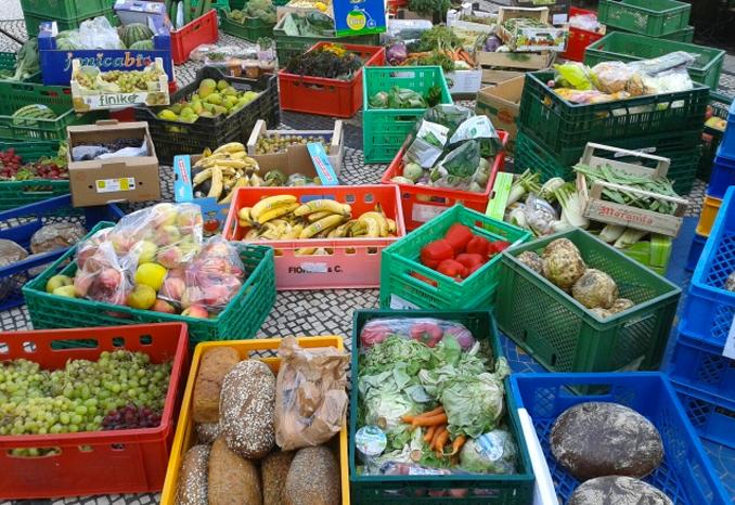 Food Fighters Reste kochen
