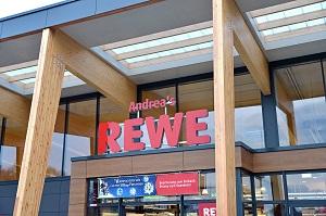 Ein schickes Rewe Green Building ©REWE Markt GmbH