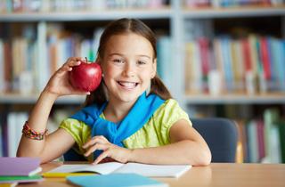 Kostenloses Obst und Gemüse für Schüler