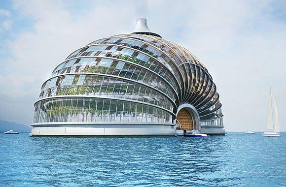 The Ark Haus: Architektur im Einklang mit der Natur