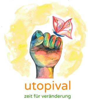 Beim Mitmachkongress utopival, der vom 1. ? 6. August 2016 wird über konkrete Alternativen für eine zukunftsfähige Welt nachgedacht.