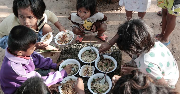 Schluss mit Praktika in Waisenhäusern