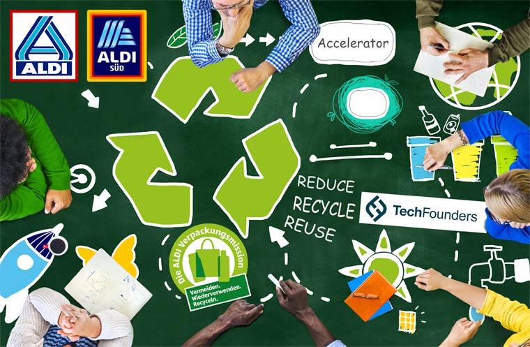 ALDI setzt auf Partner für mehr Nachhaltigkeit
