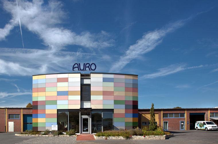 Auro stellt hochwertige Produkte her