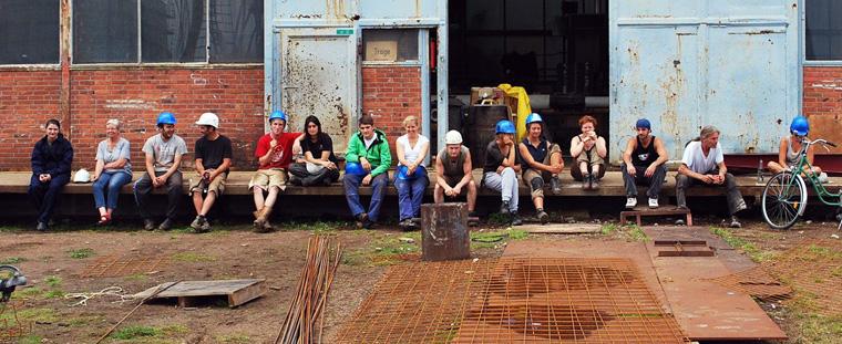 Ende Juni sticht die Avontuur in See - nach jahrelanger Planung und dank einer motivierten Crew
