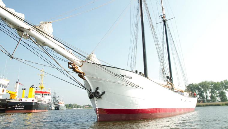Segel- statt Containerschiff ? nur so ist eine nachhaltige Schifffahrt möglich