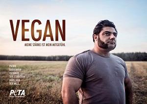 Patrick Baboumian Vegan