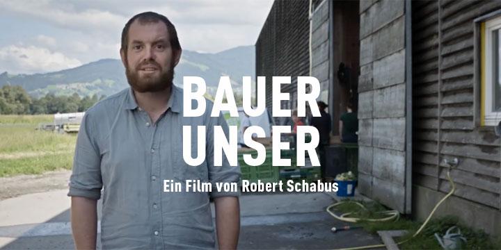 Schneller, billiger, mehr - ein Film über die Agrarindustrie und unsere Bauern