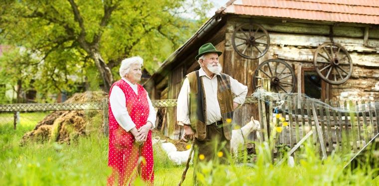 Bauernregeln haben eine uralte Tradition, die bis in die Zeiten der Christianisierung zurück reicht.