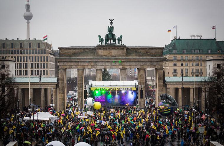Klimaschutz in deutschen Städten
