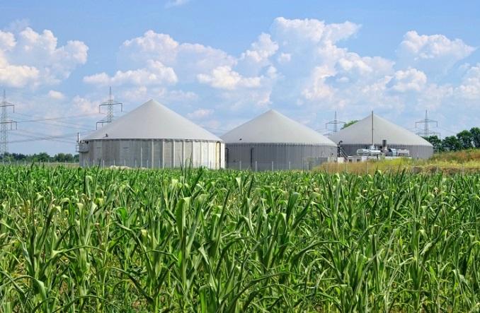 Eine Biogasanlage © LianeM/iStock/Thinkstock