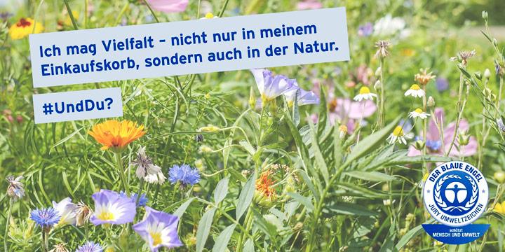 Durch bewussten Konsum die Artenvielfalt schützen