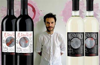 Künstler Lapo Simeoni gestaltet Bio Weinedition