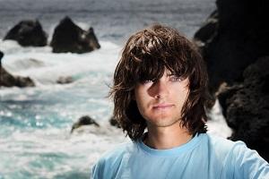 Der 19-jährige Boyan Slat © The Ocean Cleanup