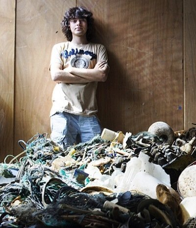 The Ocean Cleanup: Saubere Meere