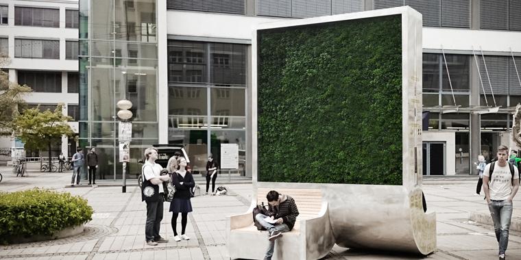Klimalösung für bessere Stadtluft.
