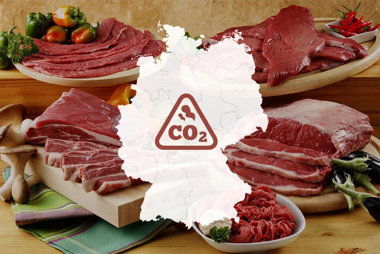 Bundesländer im CO2-Vergleich: Wer hat den höchsten Fleischverbrauch?