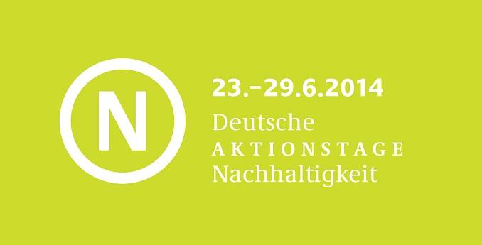 Nachhaltigkeit im Fokus © Deutsche Aktionstage Nachhaltigkeit