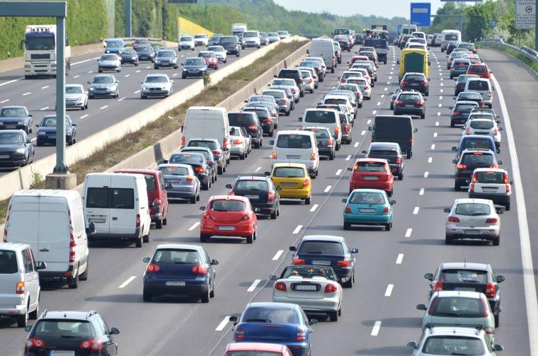 Straßenverkehr Deutschland