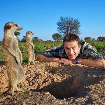 Dirk Steffens geht auf Living Planet Tour