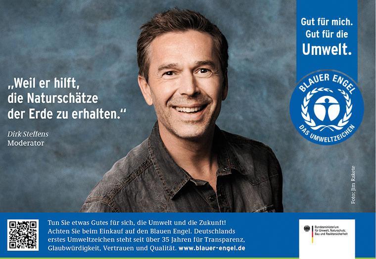 Dirk Steffens für mehr Nachhaltigkeit