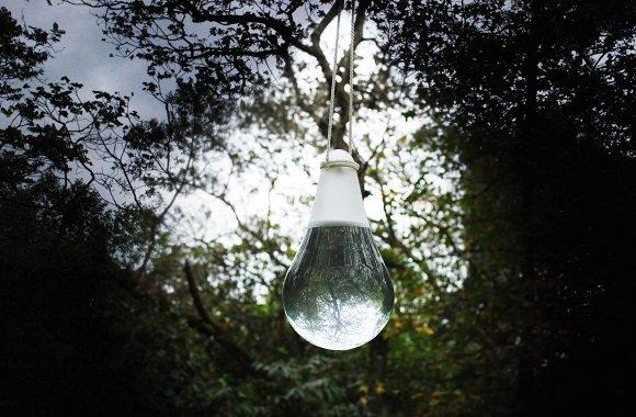 Die Fliegenfalle Anti-Fly Sphere aus Glas vertreibt ganz einfach Fliegen ohne Gift